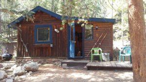 Silent Springs Resort Cabin 4
