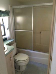 Cabin 1 & 2 Bathroom