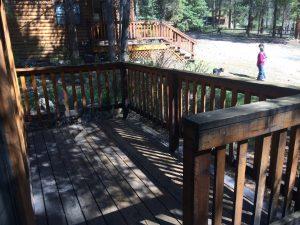 Cabin 1 & 2 Deck