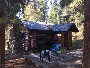 Cabin 3 deck